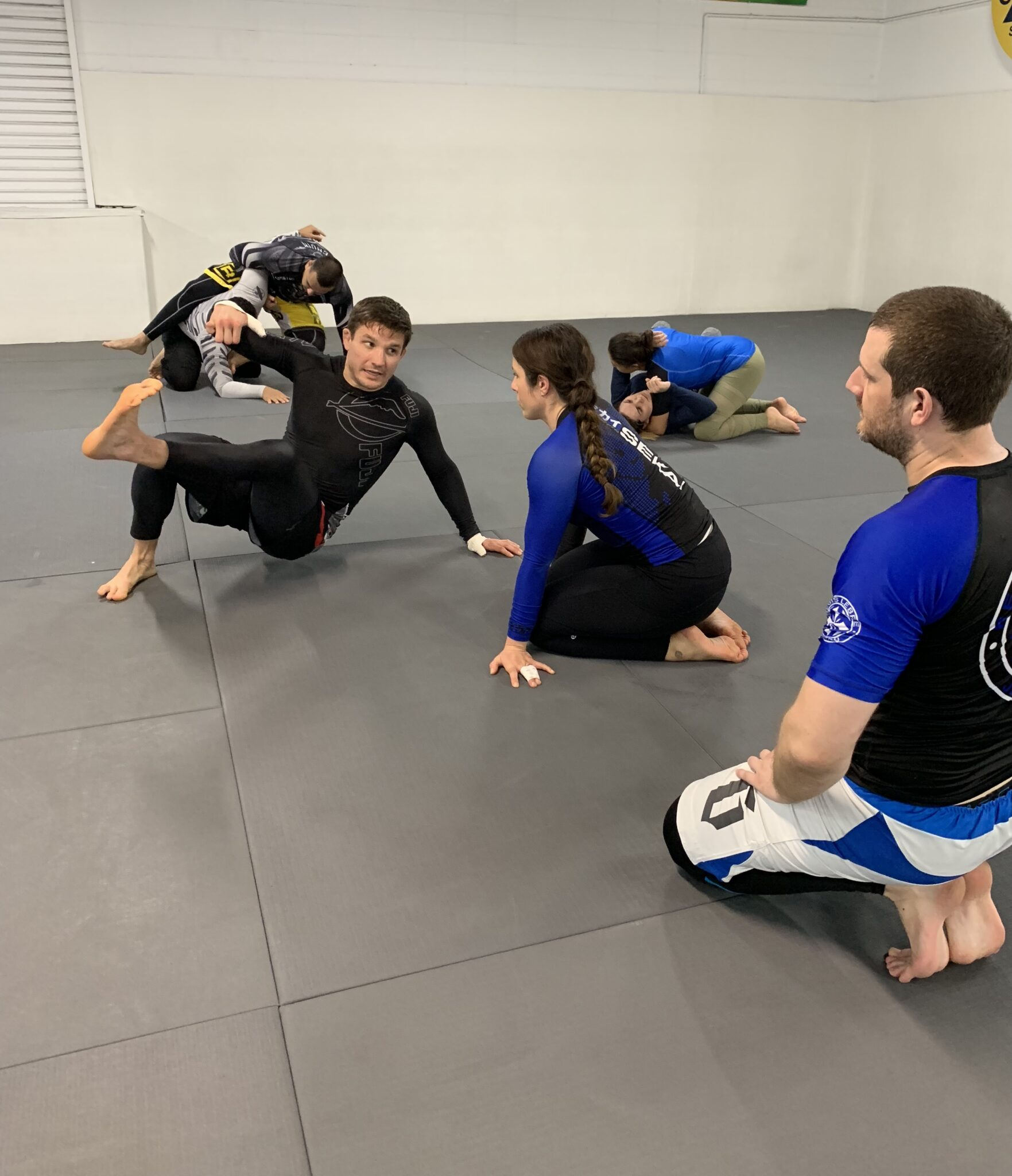 Trasso Jiu Jitsu & Wrestling Contact Us image